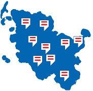 FSJ Stellen Karte